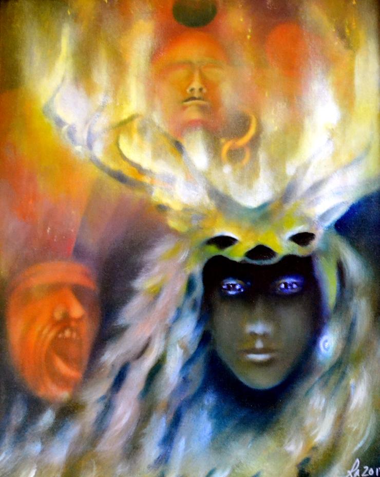 herne, celtic, pagan